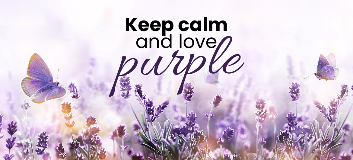 love purple